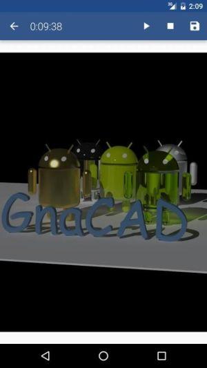 GnaCAD 2.0.28 Screen 2