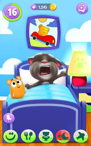 My Talking Tom 2 1.6.1.702 Screen 3