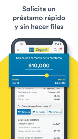 Coppel 6.9.0 Screen 2