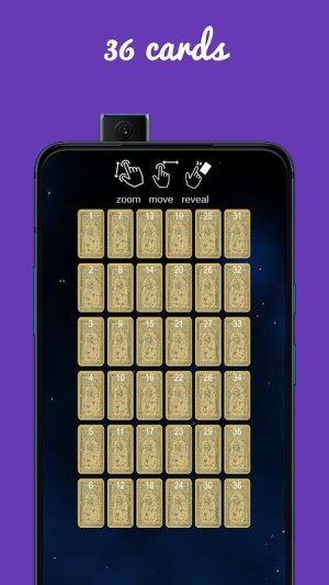 Gypsy Tarot Lenormand 1.7.2.6 Screen 3