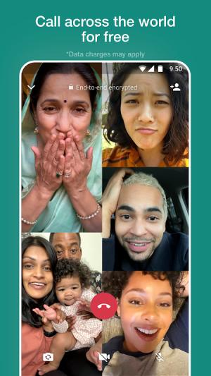 WhatsApp Messenger 2.21.11.17 Screen 2