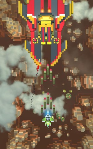 Sky Wings: Pixel Fighter 3D 3.4.3 Screen 7