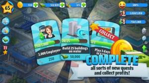 City Island 5 - Tycoon Building Simulation Offline 1.13.8 Screen 4