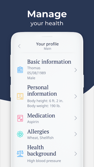 Ada - Your Health Guide 2.39.0 Screen 4