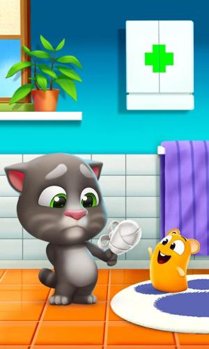 My Talking Tom 2 1.3.1.366 Screen 12