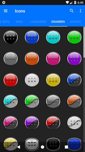 Android Sepia Icon Pack ✨Free✨ Screen 7