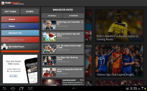 Bleacher Report 5.2.0 Screen 1