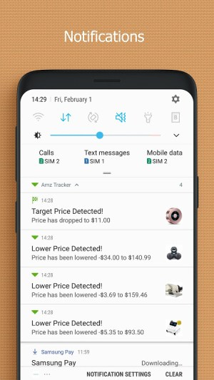 Shopping Assistant for Amazon 1.8 Screen 2