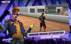 Android Garena Free Fire: 4nniversary Screen 2