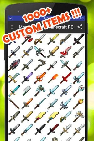 Mod Maker for Minecraft PE 1.5 Screen 1