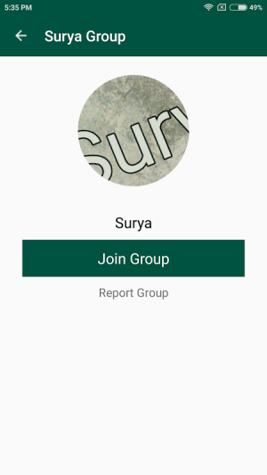 Groups for Whatsapp - Join now 1.0.3 Screen 2