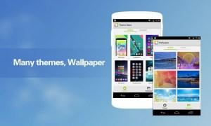 IO Launcher (Lollipop + iOS 8) 2.6 Screen 5