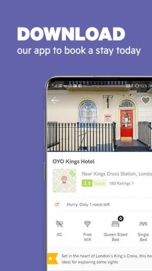 Find wallet-friendly OYO hotels across the world 5.2.32 Screen 1