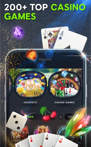 Android 888 Casino: Slots, Live Roulette & Blackjack Games Screen 12
