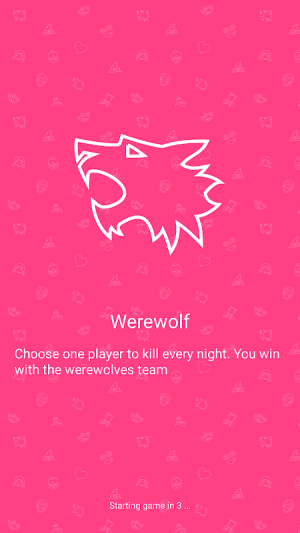 Werewolf Online 0.14.0 Screen 1