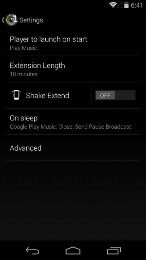Sleep Timer FULL 1.4.4 Screen 12