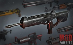 MAD ZOMBIES : Free Sniper Games 5.6.0 Screen 5