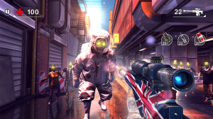 UNKILLED - Multiplayer Zombie Shooter 2.1.3 Screen 4
