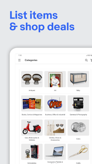 eBay - Your marketplace for buying and selling 6.16.0.5 Screen 9