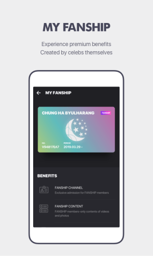 V – Live Broadcasting App 4.1.1 Screen 4