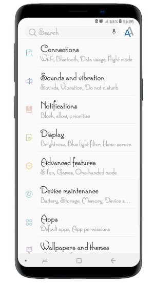 Stylish Fonts for Samsung and Huawei phones 1.0.5 Screen 1