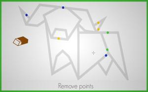 Lines - Physics Drawing Puzzle 1.2.3 Screen 13