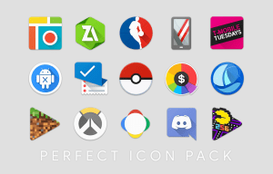 Perfect Icon Pack 9.4 Screen 7