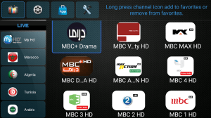 Android Atlas Iptv Vod v3 Screen 2