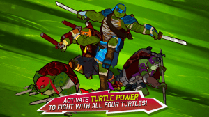 Android Teenage Mutant Ninja Turtles Screen 4