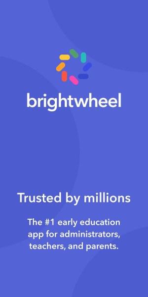 Android brightwheel: Preschool & Child Care Management App Screen 4