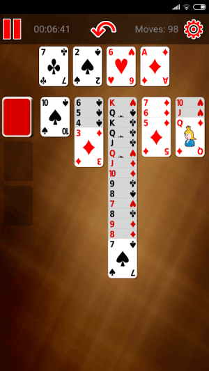 Switch Spider Solitaire 0.0.3 Screen 6