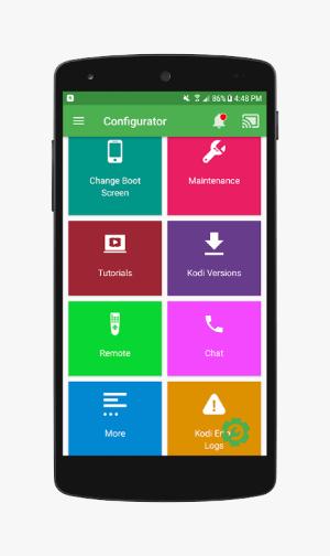Android Configurator for Kodi - Complete Kodi Setup Wizard Screen 6