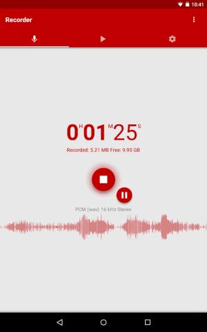 Voice Recorder 2.69 Screen 19