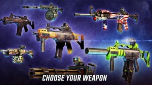 UNKILLED - Multiplayer Zombie Shooter 2.1.3 Screen 1