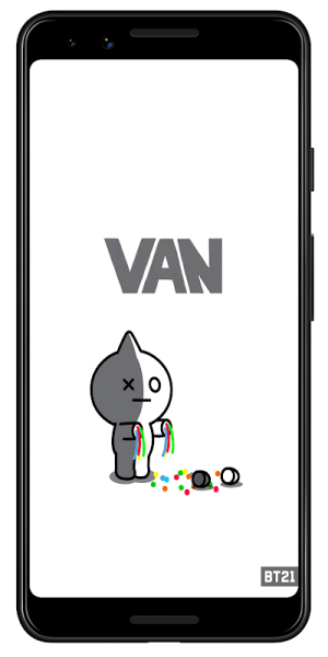 Android BT21 HD Wallpapers and Backgrounds Screen 7
