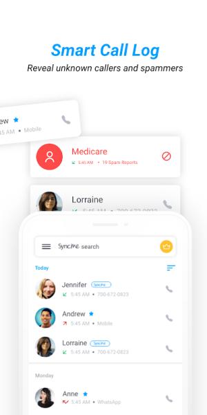 Sync.ME - Caller ID, Spam Call Blocker & Contacts 4.32.2 Screen 6