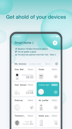 Mi Home 5.4.54 Screen 2