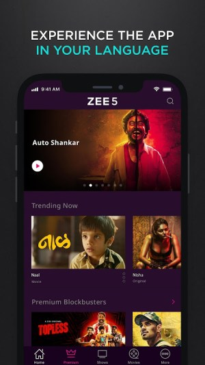 Android ZEE5 - Latest Movies, Originals & TV Shows Screen 5