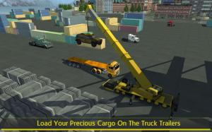 Android Construction & Crane SIM 2 Screen 1