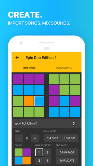 Drum Pads 24 - Beats and Music 3.0.2 Screen 2
