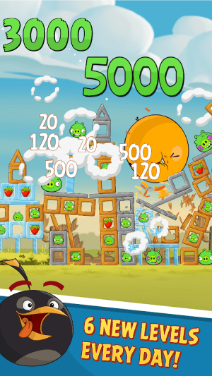 Android Angry Birds Classic Screen 14