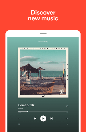 Spotify: Listen To New Music, Podcasts, And Songs 8.5.34.296 Screen 6
