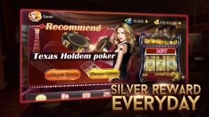 Conquer Silver Club - Free Texas Holdem 1.0.8.2 Screen 8