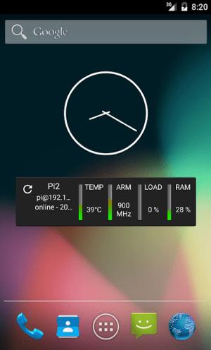 RasPi Check 1.8.12 Screen 6