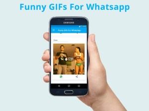 Android Funny GIFs For WhatsApp & Facebook Screen 3
