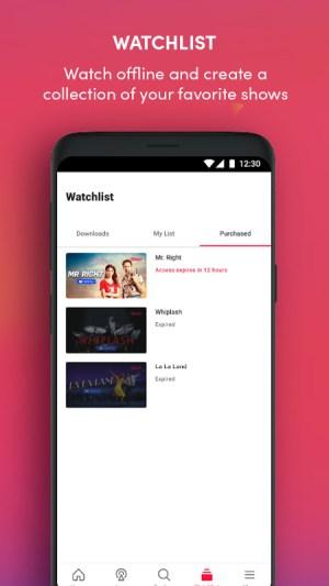 Vidio - Watch Video, TV & Live Streaming 5.52.13-7344a34 Screen 3