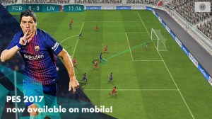 PES2017 -PRO EVOLUTION SOCCER- 1.2.0 Screen 13