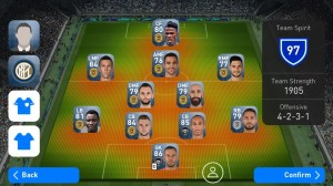 PES2017 -PRO EVOLUTION SOCCER- 3.3.1 Screen 6