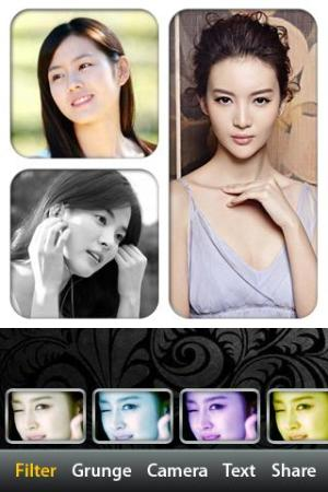 Android Photo Effects Pro - Camera Art Screen 2