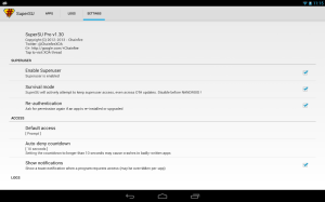 Android SuperSU Pro Screen 15